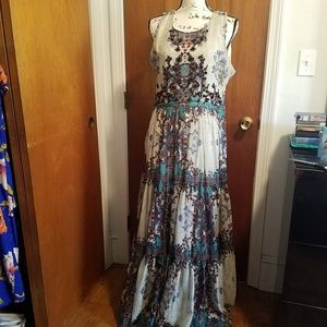 e8e31e3f0929c Anthropologie Dresses   Bhanuni Madera Maxi Dress Size 16   Poshmark